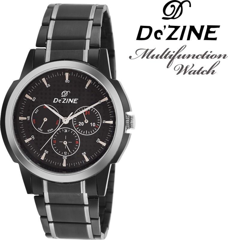 Dezine Multifunctional GR422 Analog Watch For Men