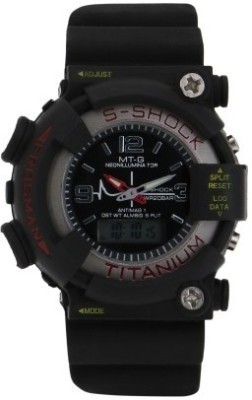 RBT S Shock-Mtg Analog-Digital Watch  - For Men