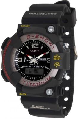 ARIMZ S-SHOCK-TITANIUM Analog-Digital Watch  - For Men