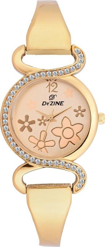 Dezine DZ LR1201 GLD Analog Watch For Women