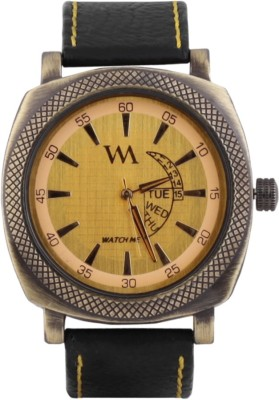 WM WMAL-065-Gb Analog Watch  - For Men