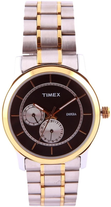 Timex MI21 Empera Analog Watch For Men