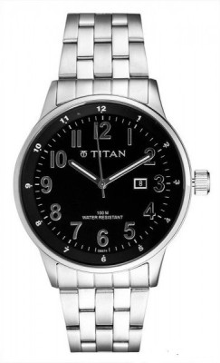 Titan NH9441SM01 Analog Watch - For Men