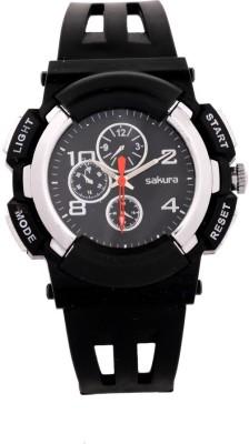 Sakura Quartz 2240 Sports Range Analog Watch  - For Men