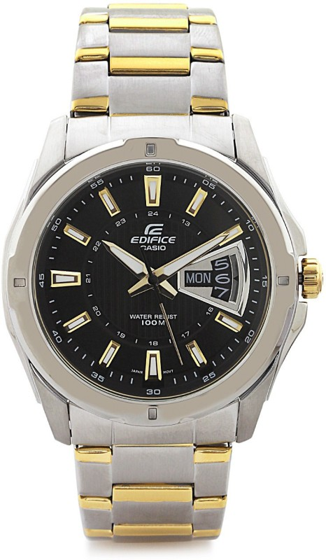 Casio ED383 Edifice Analog Watch For Men WATDDTXATM7JDTKG