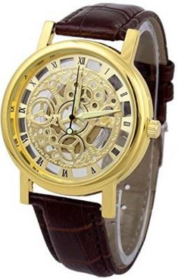 DECLASSE king gold HHH1222 Analog Watch  - For Boys, Men