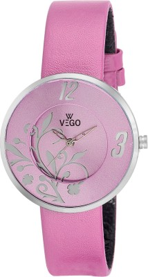 Vego AGF065 Original Analog Watch  - For Women, Girls