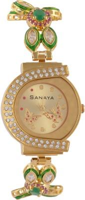 Sanaya KundanW80 Analog Watch  - For Women