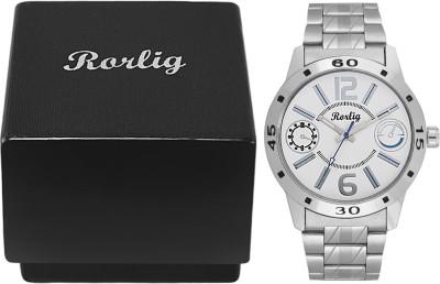Rorlig RR-0035 Basics Analog Watch  - For Men, Boys