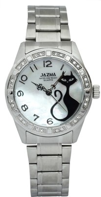 Jazma T11U838SS Party Analog Watch - For Women