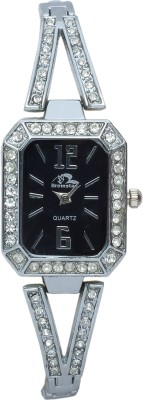 Bromstad 1158B-Silver Analog Watch  - For Women