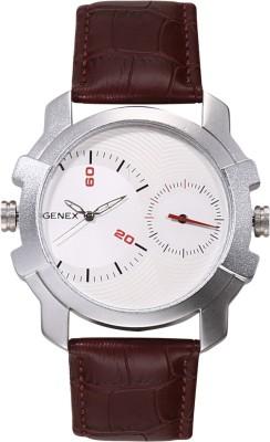 Genex GXWH4001 Analog Watch  - For Men