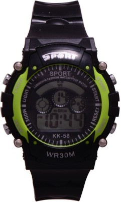 S S TRADERS SSTW0002 Digital Watch  - For Boys, Girls