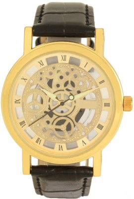 BYC TS-42 Transparent Dial Analog Watch  - For Boys, Men