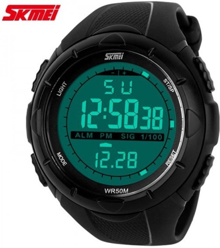 Skmei 1025B Luxury Digital Watch For Men
