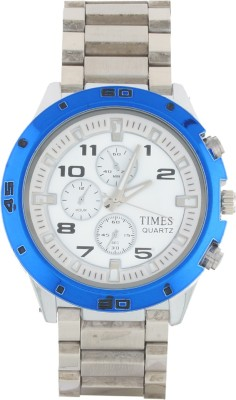 Times B0401 Analog Watch  - For Men