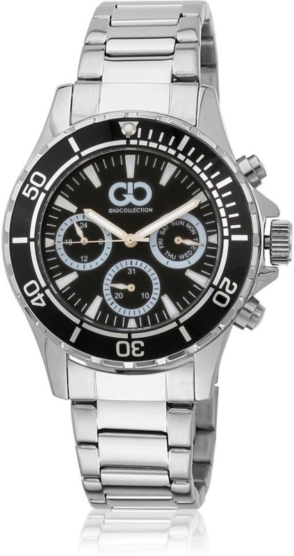 Gio Collection GAD0041 D Special Collection Analog Watch For M