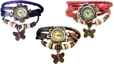Ambrogio LED1 Analog Watch  - For Girls, Women