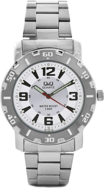 QQ Q616J404Y Analog Watch For Men