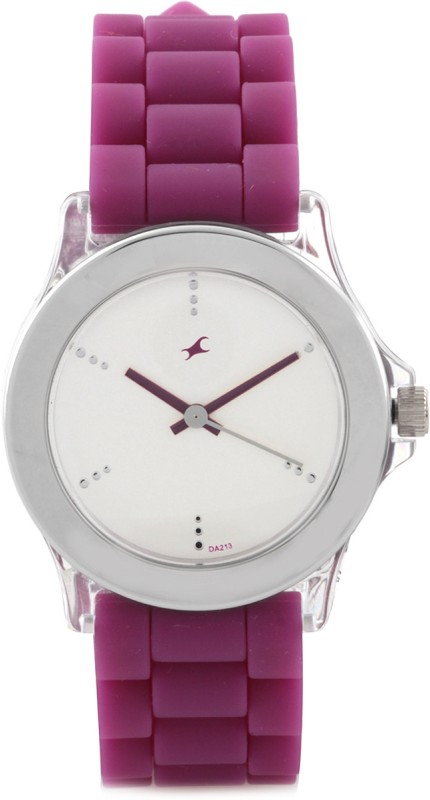 Fastrack NG9827PP06 Beach Analog Watch For Women
