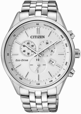 Citizen AT2140-55A Eco Drive Analog Watch - For Men