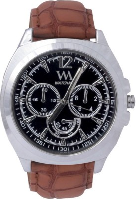 Watch Me WMAL-038-Bx Watches Analog Watch  - For Men