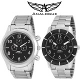 Analogue A-133+202 Chronograph Analog Wa...