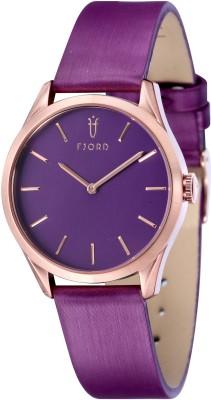 Fjord FJ-6028-06 VENDELA Analog Watch  - For Women