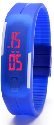 Aviva AV-LED-BLU Digital Watch  - For Boys, Girls