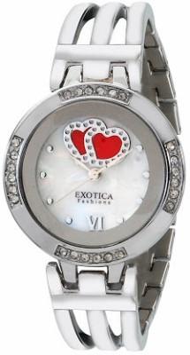 Exotica Fashions EFL-55-W-PNP Analog Watch - For Women