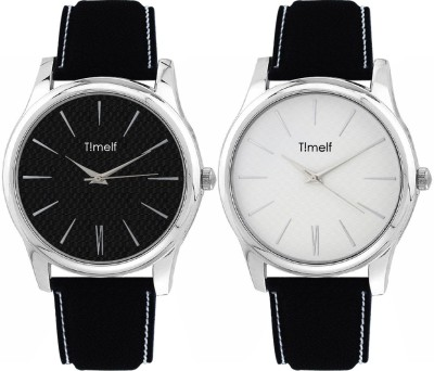 Timelf BD101_BD102 Analog Watch  - For Men
