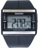 shhors SHH09 Digital Watch  - For Men