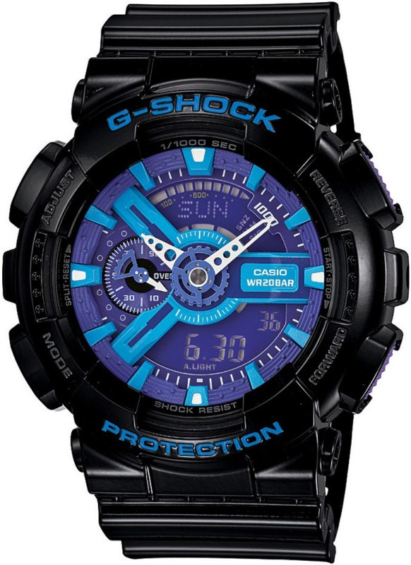 Casio G332 G Shock Analog Digital Watch For Men