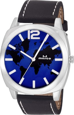 MARCO SWAG MR1000-BLU EARTH SERIES Analog Watch  - For Men