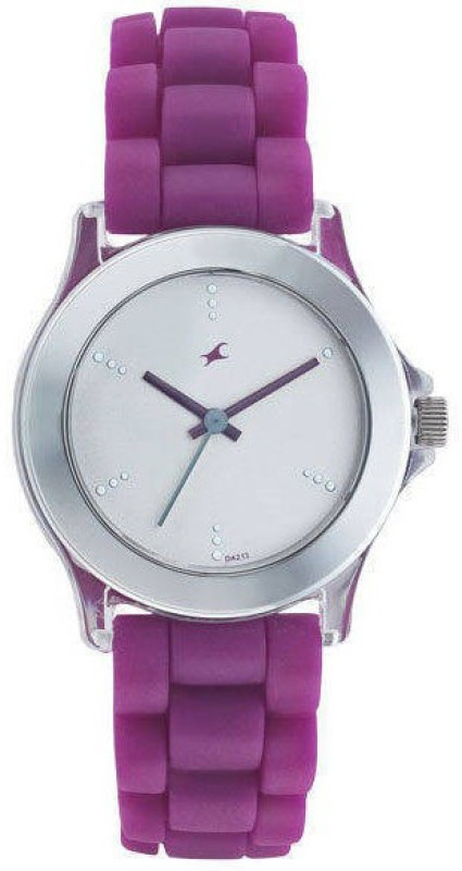 Fastrack NG9827PP06 Analog Watch For Women