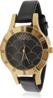 Calvino CLBSDM-21 GP_black G.black Gorgeous Analog Watch  - For Women
