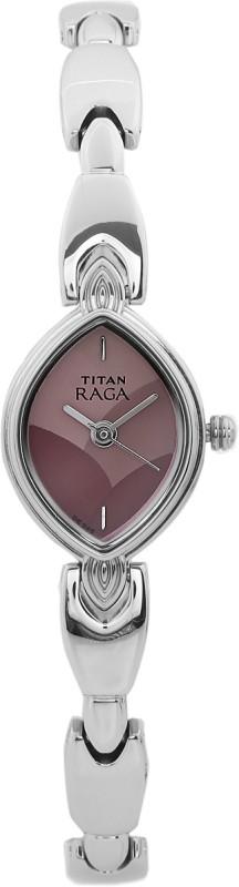 Titan NH2250SM01 Raga Analog Watch For Women