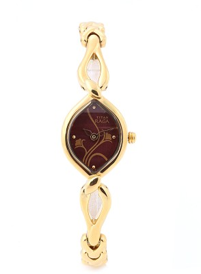 Titan NH2455YM02 Raga Analog Watch - For Women