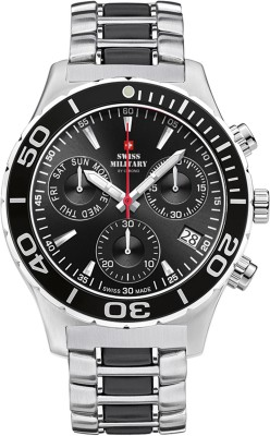 Swiss Military SM34048.05 Analog Watch  - For Boys, Men