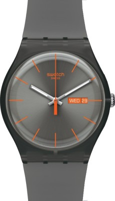 Swatch SUOM702 New Gent Analog Watch  - For Men, Women