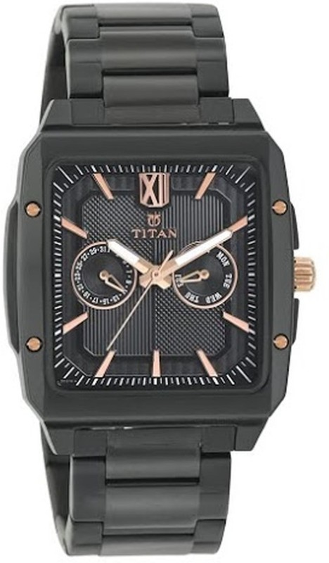 Titan 1689KM02 Analog Watch For Men