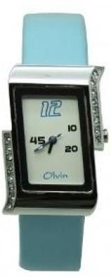 Olvin Watch TD-4228 Analog Watch  - For Women