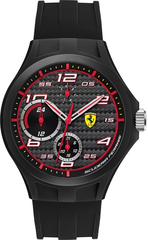 Scuderia Ferrari 0830290 Analog Watch For Men