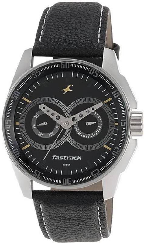 Fastrack NF3089SL02 Analog Watch For Men