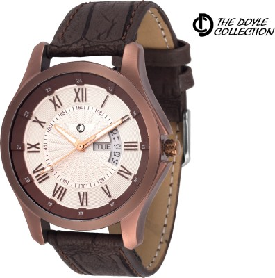 The Doyle Collection FX038 DC Analog Watch  - For Men
