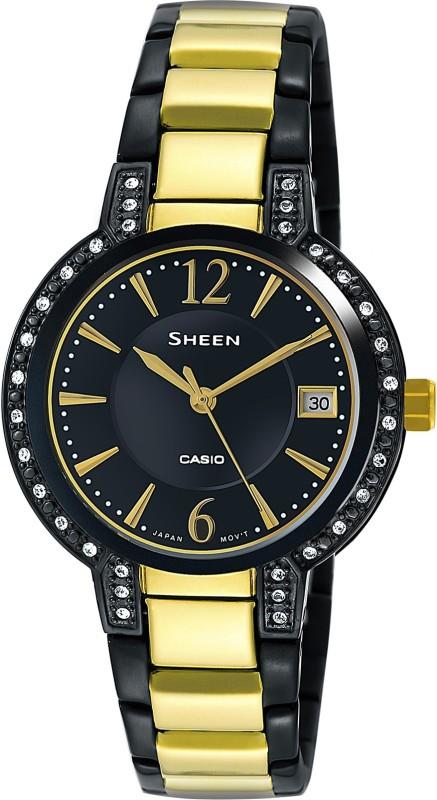 Casio SX140 Sheen Analog Watch For Women