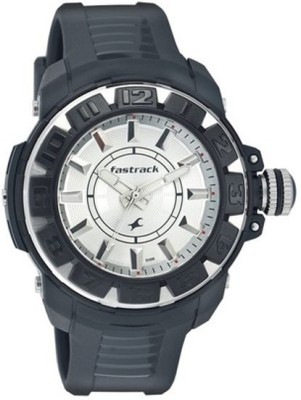 Fastrack NG9334PP01 Essentials Analog Watch - For Men