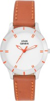 Louis Geneve Watches - Louis Geneve LG-LW-B-BLACK Analog Watch  - For Women
