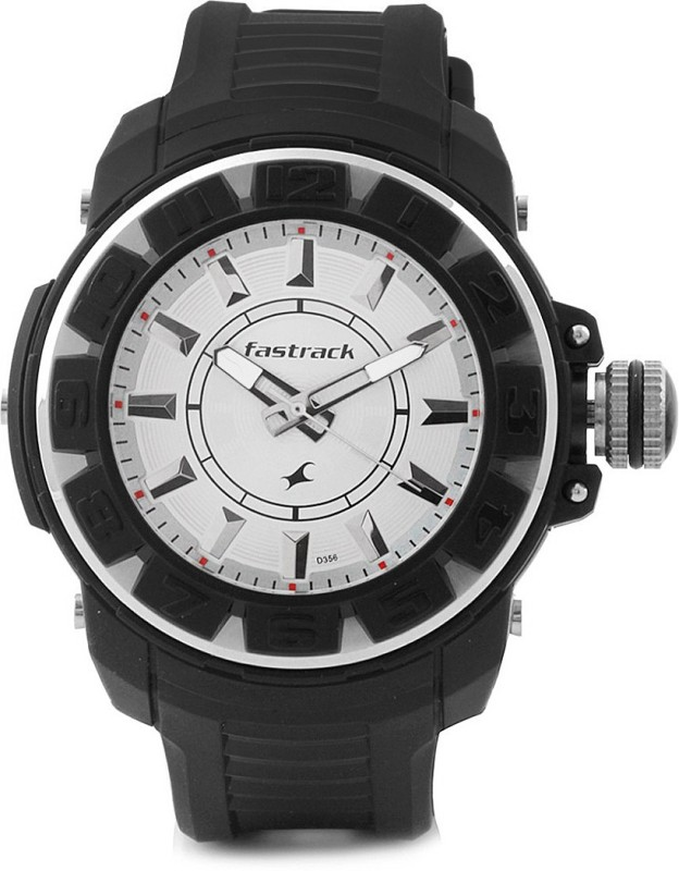 Fastrack NG9334PP01 Essentials Analog Watch For Men