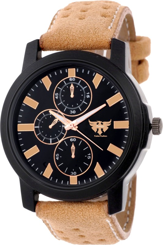 Fadiso fashion FF 110570 DOTTED Analog Watch For Men